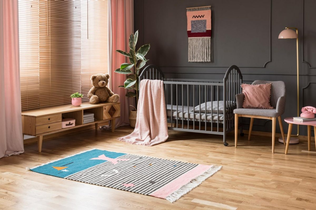 style vintage pour la chambre de votre bébé