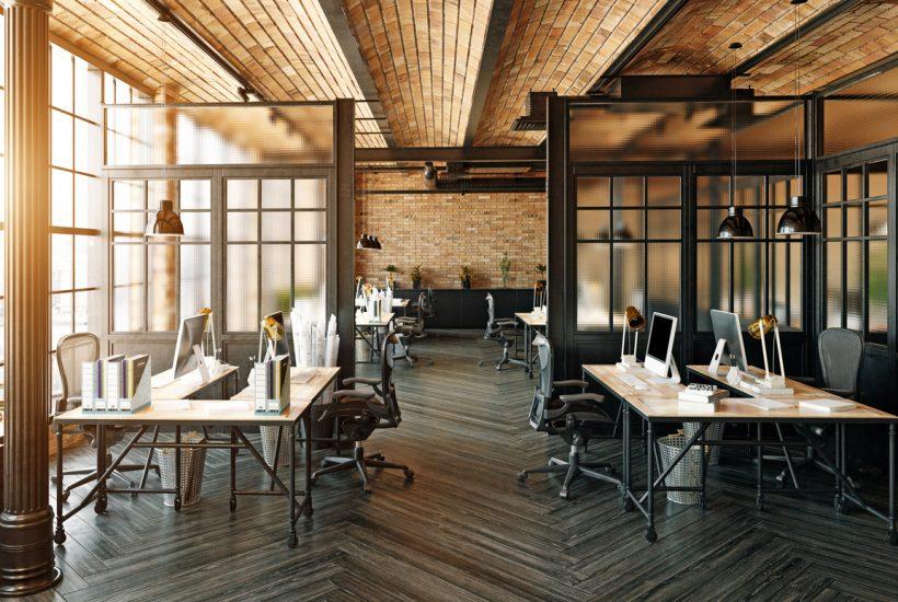 Comment orner un bureau de style scandinave ?