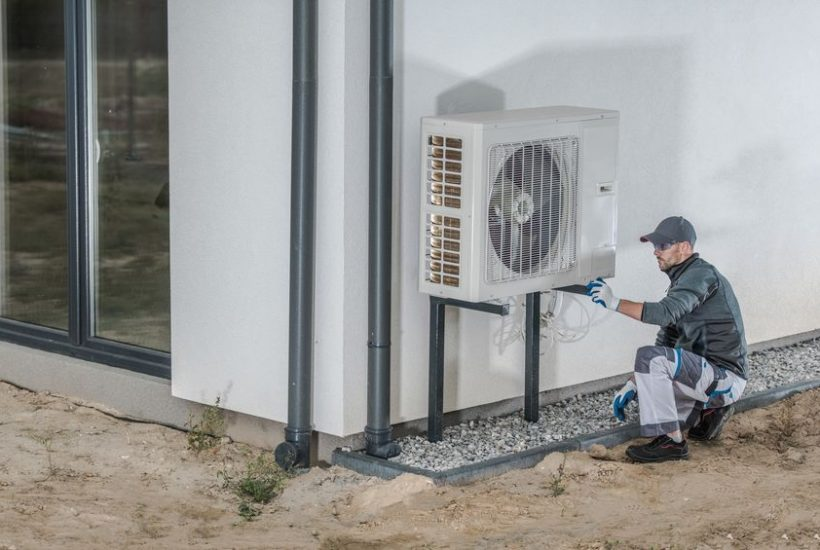 Pompe à chaleur : comment la dissimuler pour une décoration intérieure réussie ?